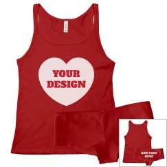 Personalized Valentine's Day Set