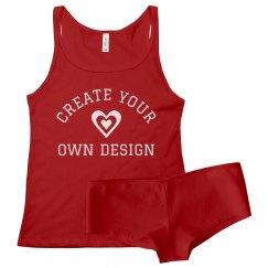 Create Your Own Valentine's Undies