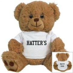 Tiger stuffy