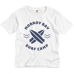 Custom Youth Surf Camp Shirts