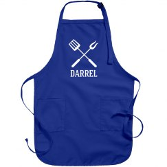 Darrel Personalized Apron