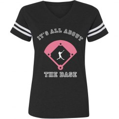 Baseball - All about the base