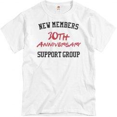 New members 30th anniversary
