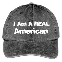 A Real American