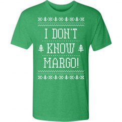 Todd & Margo Ugly Sweater Shirts