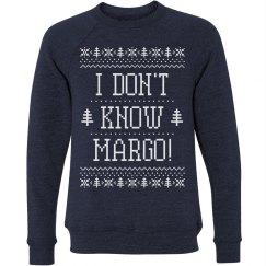 Margo Todd Couple Xmas Sweaters