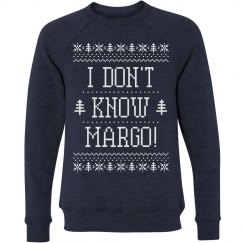 Margo Todd Couple Xmas Sweaters