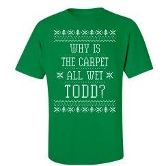 Todd And Margo Christmas Shirts