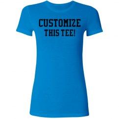 Custom Neon T-Shirt
