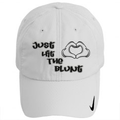 """Just Hit The Blunt"" NIke Cap"