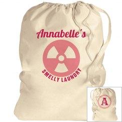 ANNABELLE. Laundry bag