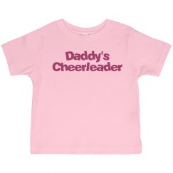 Daddy's Cheerleader