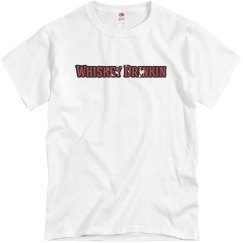 Whiskey Drinkin Mens t-shirt