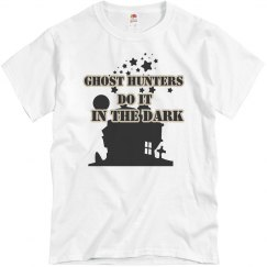 Ghost Hunters Do It In The Dark