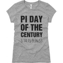 Pi Day 2015