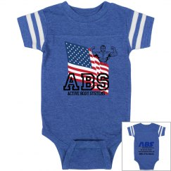 Active Body Systems Infant Onsie