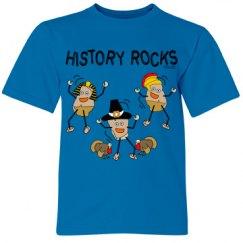 Three History Rocks