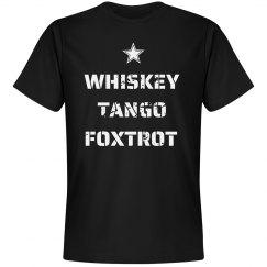 Stylish Whiskey Tango Foxtrot