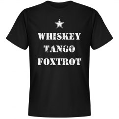 Stylish Whiskey Tango Foxtrot