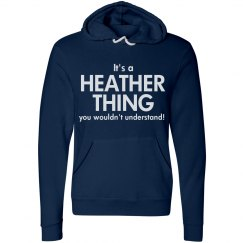 It a Heather thing