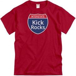 Kick Rocks UNISEX Tee
