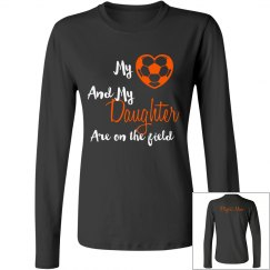 Soccer Mom Daughter