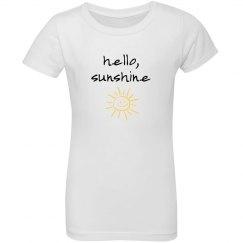 Hello Sunshine Youth Tee