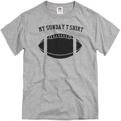 my sunday t shirt