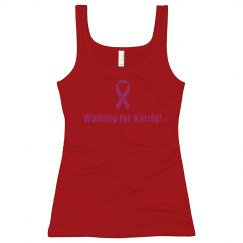 Breast Cancer Walk Tank