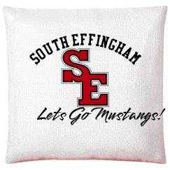 SE Sequin Pillow
