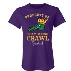 Team Mardi Gras Crawl