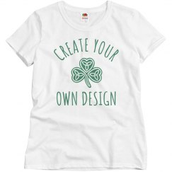 Create Your Own Women's St. Pat