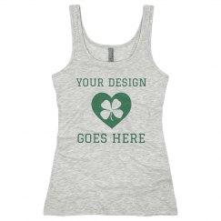 Custom Women's St. Patrick's Tank