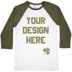Vintage Custom St. Patrick's Day