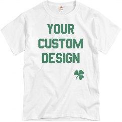 Custom St. Patrick's Day Shirts