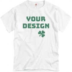 Create Your Own St. Patrick's Shirt