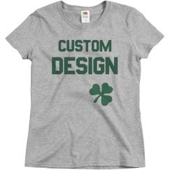 Customizable St. Patrick's Women's