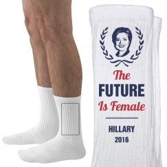 Hillary Clinton Future Female 16