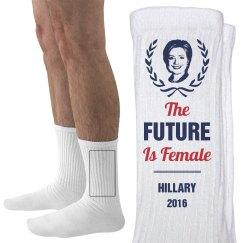 Hillary Clinton Future Female 16