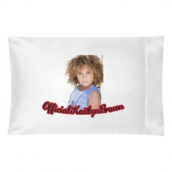 One sided pillowcase