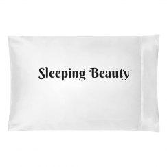 Sleeping Beauty Pillowcase