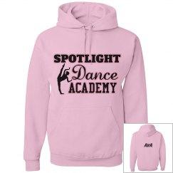 SDA Sweatshirt Pink-Adult