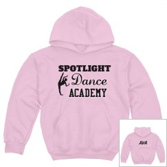 SDA Sweatshirt Pink-Youth