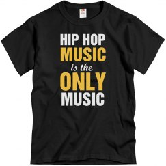 Hip Hop Music only music