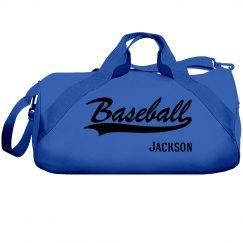 Jackson Baseball bag