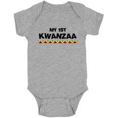 My 1st Kwanzaa