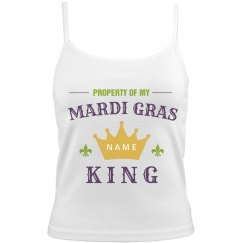 Cute Mardi Gras King Property