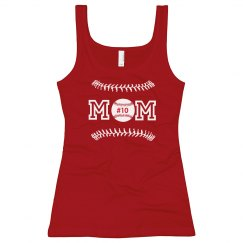 Baseball or T-Ball Mom