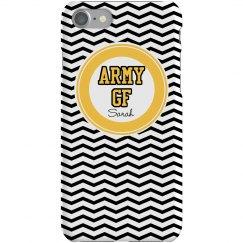 Army Girlfriend iPhone