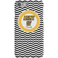 Army Girlfriend iPhone